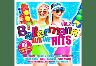 VARIOUS - Ballermann-Nur Die Hits Vol.2  - (CD)