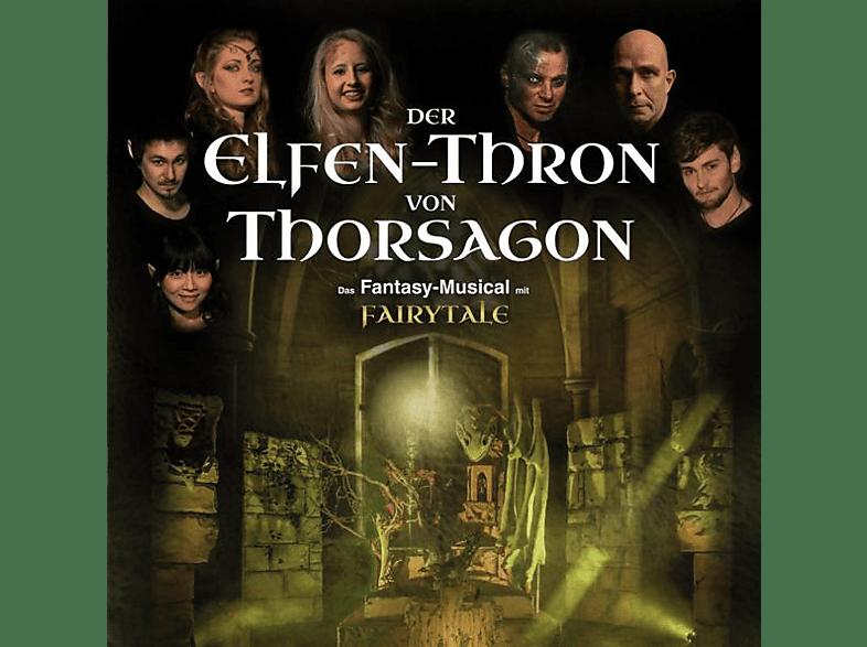 Fairytale - Der Elfen-Thron Von Thorsagon [CD]