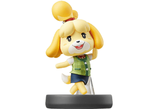 Amiibo Super Smash Bros. No. 73 Isabelle (10001809)