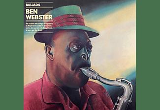 Ben Webster - Ballads  - (CD)