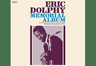 Eric Dolphy - Memorial Album  - (CD)