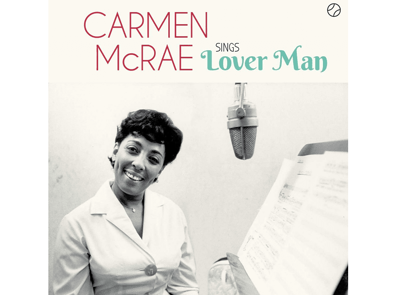 Carmen McRae - Sings Lover Man And Other Billie Holiday Classics [Vinyl]