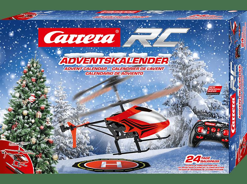 CARRERA RC Adventskalender - 2.4 GHz Helicopter Adventskalender, Mehrfarbig
