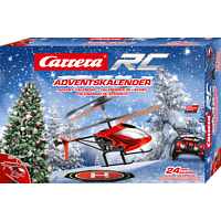 CARRERA RC Adventskalender - 2.4 GHz Helicopter Adventskalender, Mehrfarbig