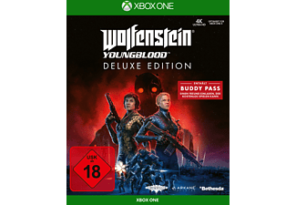 Wolfenstein Youngblood - Deluxe Edition - [Xbox One]