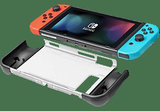SOFTWARE PYRAMIDE Komplettschutz-Set für Nintendo Switch Komplettschutz, Mehrfarbig