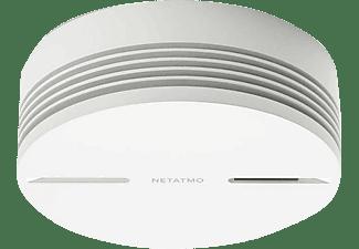 NETATMO Smarter Rauchmelder, 10-Jahres-Batterie, weiß (NSA-DE)
