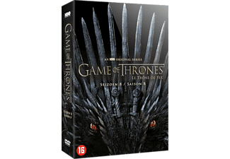 Game of Thrones: Seizoen 8 (Limited Edition) - DVD