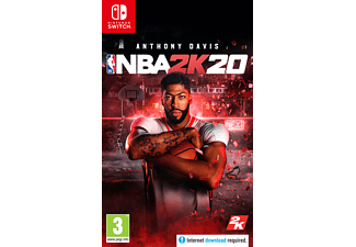 NBA 2K20 für Nintendo Switch