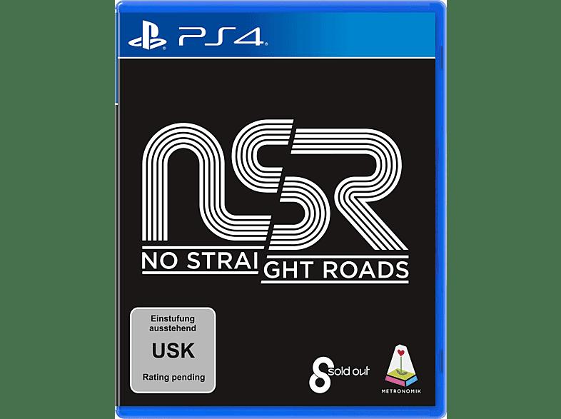 No Straight Roads [PlayStation 4]