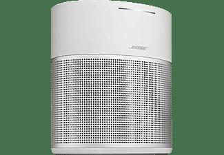 BOSE Home Speaker 300 Lautsprecher App-steuerbar, Bluetooth, Silber