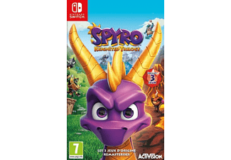 Spyro Reignited Trilogy FR/NL Switch