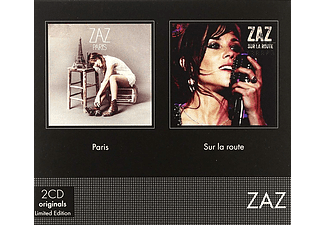 Zaz - Paris + Sur La Route CD