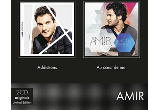 Amir - Addictions + Au Coeur De Moi CD