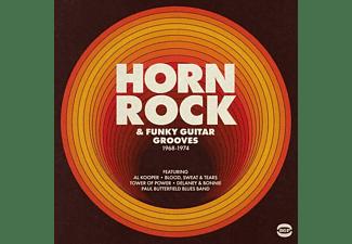 VARIOUS - Horn Rock & Funky Grooves 1968-1974 (2LP-Set)  - (Vinyl)