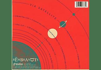 The Rembrandts - VIA SATELLITE  - (CD)