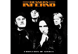 Denner's Inferno - Fountain Of Grace  - (CD)