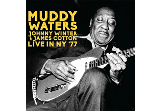 Waters, Muddy / Winter, Johnny / Cotton, James - Live In NY '77  - (CD)