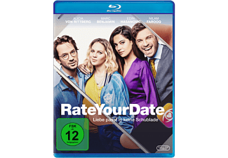 Rate your Date Blu-ray