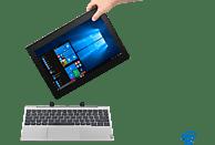 LENOVO IdeaPad D330, Convertible mit 10.1 Zoll Display, Pentium® Silver Prozessor, 4 GB RAM, 128 GB Interner Speicher, Intel UHD-Grafik 605, Mineral Grey