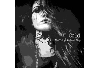 The Cold - The Things We Can't Stop (Gatefold/LP)  - (Vinyl)