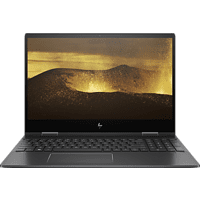 HP ENVY x360 15-ds0305ng, Convertible mit 15.6 Zoll Display, Ryzen 7 Prozessor, 16 GB RAM, 512 GB SSD, Radeon RX Vega 10, Schwarz