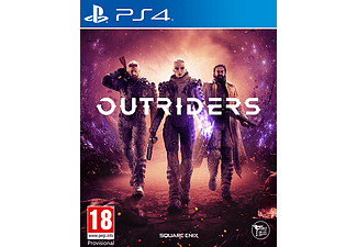PS4 - Outriders /F