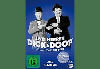 Zwei Herren Dick und Doof DVD