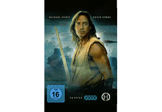 Hercules - Komplett-Package, Staffel 1-6 DVD