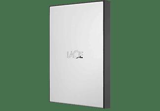 LACIE USB 3.0 Drive, 4 TB HDD, 2,5 Zoll, extern, Silber/Schwarz