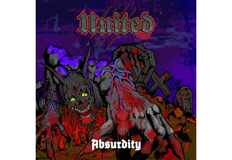 The United - Absurdity  - (CD)