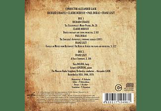 Varios Artists, Moscow Rso - Alexander Gauk dirigiert  - (CD)