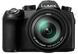 Cámara Bridge- Panasonic Lumix DC-FZ1000II EG, Vídeo en 4K, Fotos de 20.1 MP, Negro