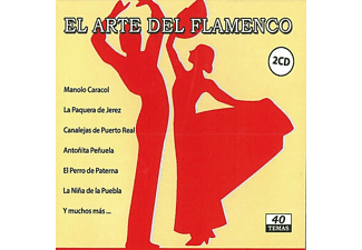 Edith Piaf - El Arte Del Flamenco - CD