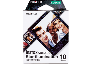 FUJIFILM Star Illumination instax SQUARE Sofortbildfilm