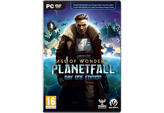 Age Of Wonders: Planetfall Day One Edition NL/FR PC