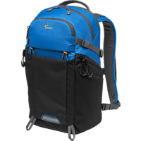 LOWEPRO Photo Active BP 200 AW BL/SWZ Rucksack , Blau/Schwarz