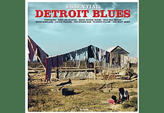 VARIOUS - ESSENTIAL DETROIT..(HQ)  - (Vinyl)