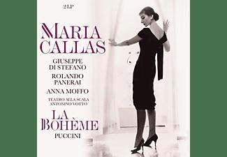 Maria Callas - PUCCINI: LA BOHEME  - (Vinyl)