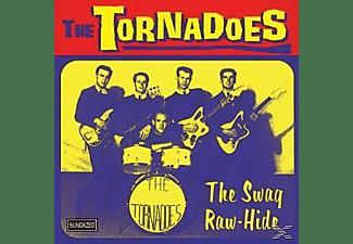 The Tornadoes - 7-Swag/Raw-Hide  - (Vinyl)