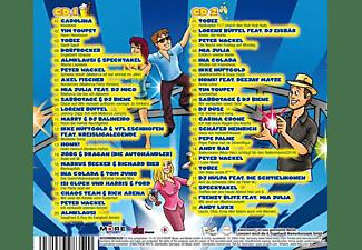 VARIOUS - Ballermann Charts 2019 Die Besten Partyhits Von  - (CD)