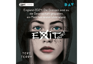 Teri Terry - Exit Now!  - (MP3-CD)