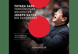 VARIOUS, Tonkünstler-orchester - Die Schöpfung  - (CD)