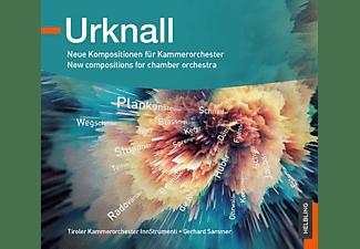 Leitung: Gerhard Sammer Tiroler Kammerorchester Innstrumenti - Urknall  - (CD)
