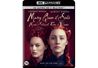 Mary Queen Of Scots - 4K Blu-ray
