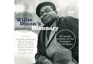 VARIOUS - Willie Dixon's Dixonary  - (CD)