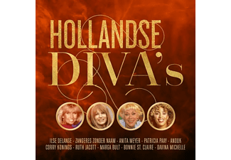 Artistes Divers - Hollandse Diva's CD