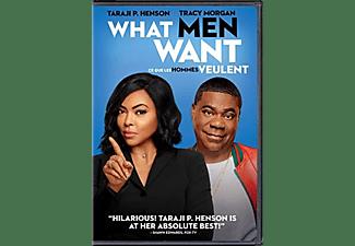 Ce Que Les Hommes Veulent - DVD