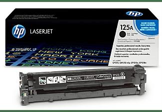 Tóner - HP 540A LaserJet, Negro, CB540A