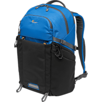 LOWEPRO Photo Active BP 300 AW BL/SWZ Rucksack , Blau/Schwarz